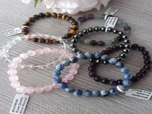 Edelstenen - Armbanden